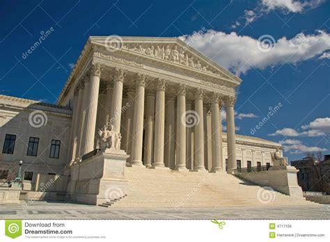 Dc Civil Court Search United States Supreme Court Washington Dc Royalty Free Stock Photography