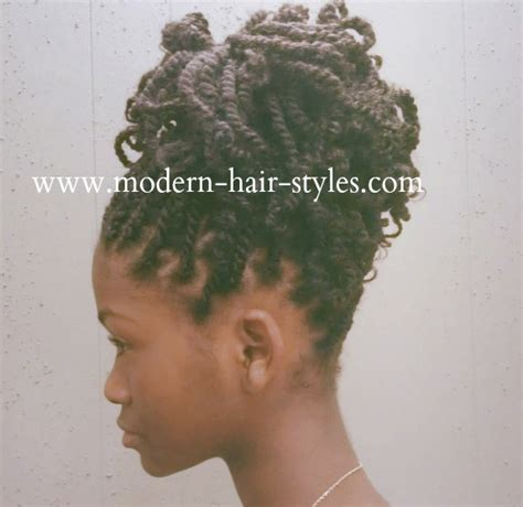 ponytail with twist in front black women instagram short black women hairstyles of weaves braids and