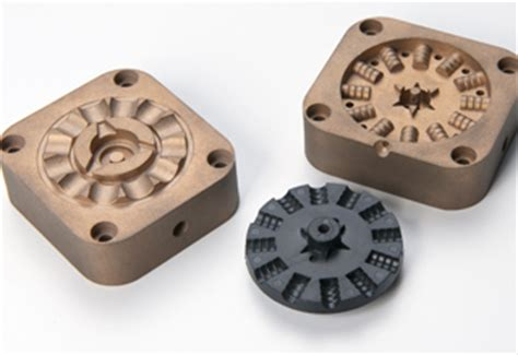 Printed Size M Part 1 3d printing versus injection molding