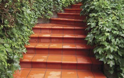 scale in cotto per interni gradini in cotto scale per casa caratteristiche