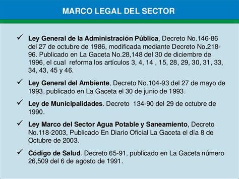 ley 37 gaceta oficial del 30 de junio de 2009 panama nexos h 237 dricos v 237 ctor cuevas sanaa