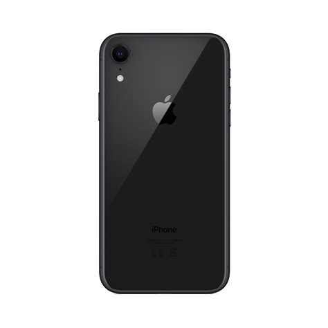 apple iphone xr 64gb schwarz mry42zd a electronic4you