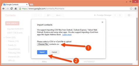 csv format for google contacts import import contacts csv file to google