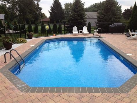 grecian pools 1000 images about in ground pools on pinterest vinyls