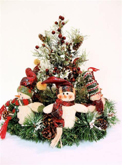 xmas tree table arrengment images snowman centerpiece arrangement ring around
