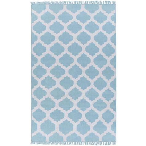 weavers outdoor rugs artistic weavers humphrey sky blue 2 ft x 3 ft indoor outdoor area rug s00151019250 the home