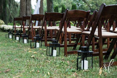 bench rental for wedding fruit wood folding chair rental louisville ky southern