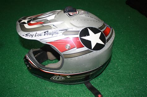 used motocross helmets 78 best images about troy other designs on