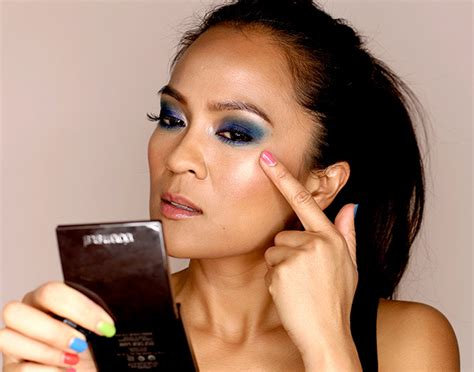 Eyeshadow Wardah Highlighter guess what your eyeshadow can as a highlighter makeup and