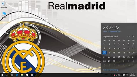 free download themes for windows 7 real madrid real madrid fc logo theme for windows 7 8 and 10 save