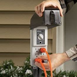 outdoor electrical outlet safety tips san fernando
