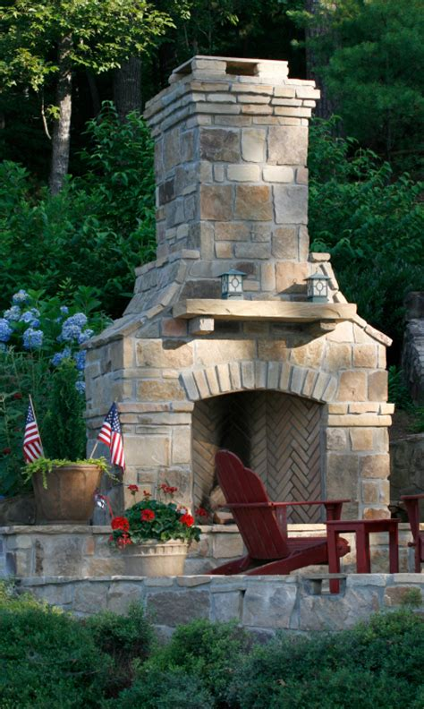 Hearth And Patio Gastonia Nc 31 Patio Fireplaces Creating Outdoor Living Room Spaces