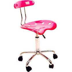 Pink Desk Chair At Walmart Tractor Seat Chair Colors Walmart