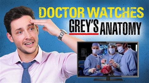 More Greys Anatomy Drama by Real Doctor Reacts To Grey S Anatomy Drama