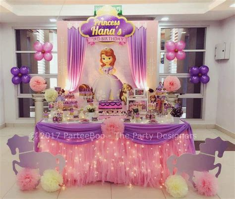 Princess Sofia Decorations by 25 Best Ideas About Princess Sofia On