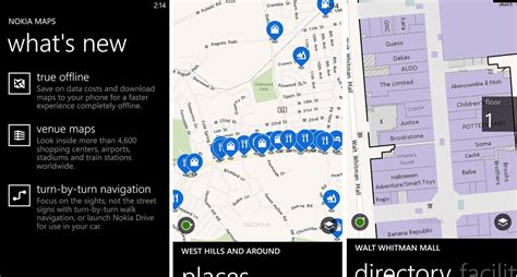 nokia maps nokia maps updated to version 3 0 for windows phone 8 windows central