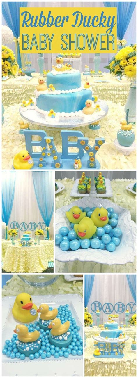 Rubber Duckies Baby Shower by Rubber Duckies Baby Shower Quot Rubber Duckies Baby Shower