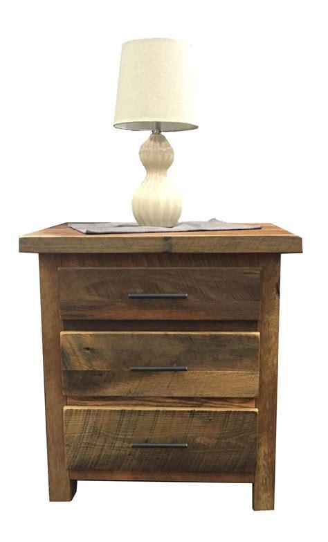 farmhouse nightstand reclaimed wood farmhouse nightstand