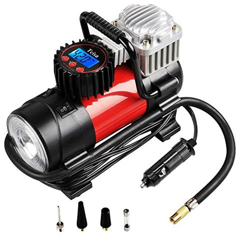 tcisa portable air compressor 150 psi 12v 140w auto digital car tire inflator buy