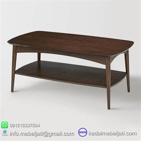 Meja Osin Kayu Jati beli meja kopi design vintage minimalis kayu jati harga