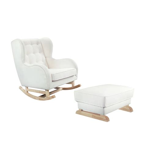 timeless bone recliner hobbe oslo rocking chair bone classic timeless
