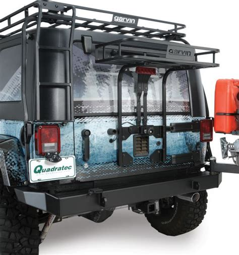 Rear Cargo Rack For Jeep Wrangler Jeep Cargo Rack Ladder Jeep Clubs Road Parks Jeep