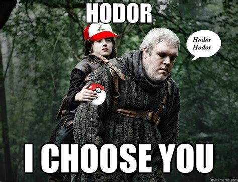 Hodor Meme - image 728983 hodor know your meme