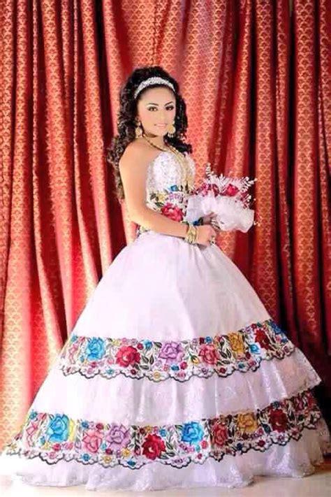 imagenes de vestidos de novia tradicionales vestido de novia bordado en yucat 225 n m 233 xico vestidos
