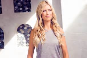 christina el moussa shows off her fit body on social media