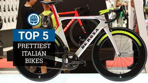 best italian road bikes top 5 prettiest italian road bikes