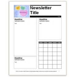 Sunday School Newsletter Templates by Where To Find Free Church Newsletters Templates For