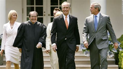 justice antonin scalia s sets up big political