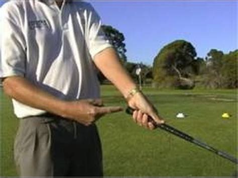 left hand golf swing tips golf swing tips golf grip the left hand youtube