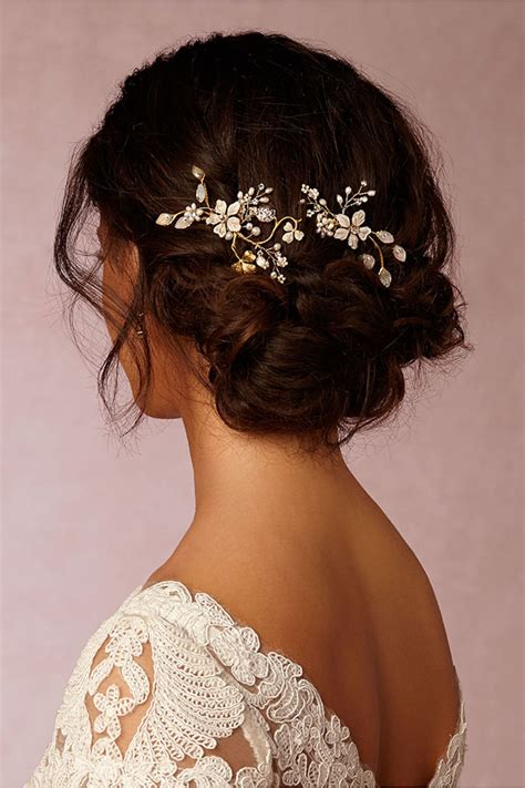 hair accessories bhldn wedding dresses bhldn 2016 bridal headpieces it s all in the details