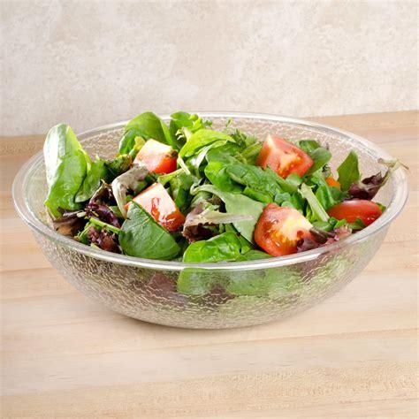 Salad Bowl cambro psb10176 3 2 qt pebbled serving salad bowl