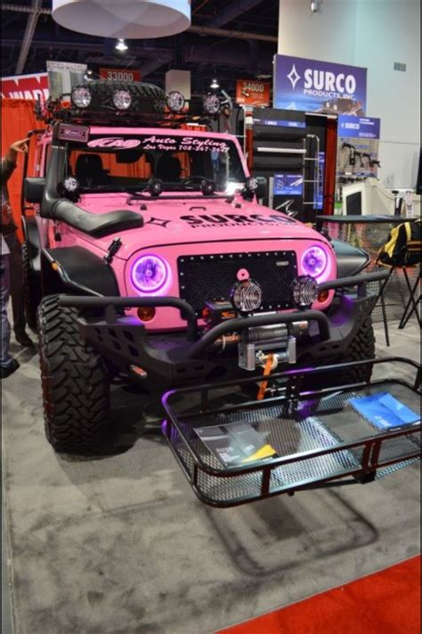 jeep wrangler girly best 25 pink jeep wranglers ideas on pinterest jeep