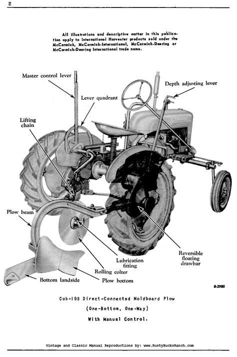 1949 Farmall Cub Wiring Diagram