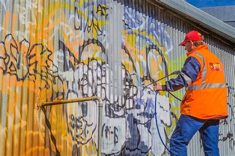 city graffiti removal hutt city rapid graffiti removal
