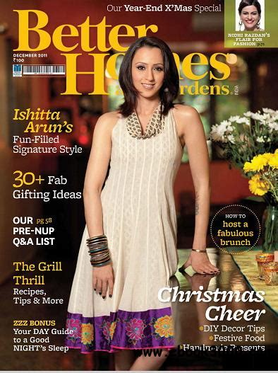 home design magazines india better homes gardens magazine india december 2011