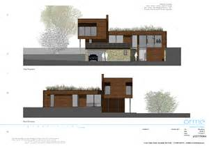 Plans To Build A House Elevations Hookgate Cottage