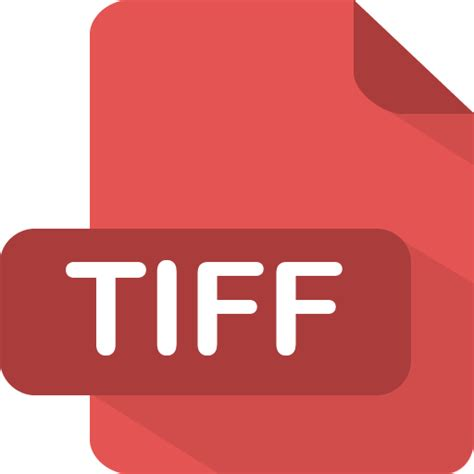 tiff image tiff icon flat file type iconset pelfusion