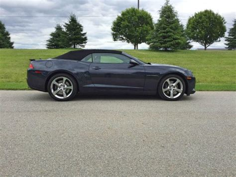 2014 ss camaro for sale 2014 camaro ss convertible used camaros for sale