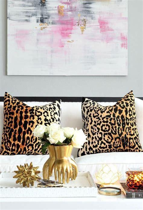 ideas  leopard pillow  pinterest living