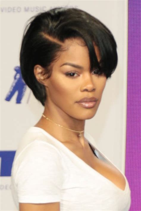 Teyana Hairstyles teyana bob hairstyles hairstyles by unixcode