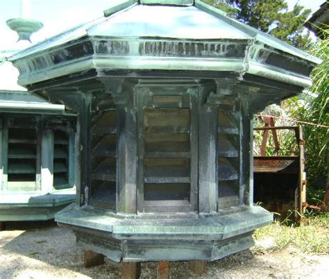 Small Cupola Small Copper Cupola Recycling The Past Architectural
