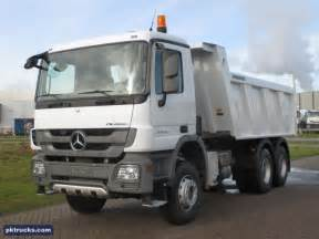 Mercedes Tipper New Mercedes Actros 3340 K Tipper For Sale From