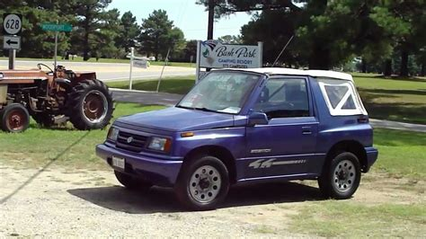 Suzuki Sidekick Jx by Suzuki Sidekick 4x4 Jx Make Great Mud