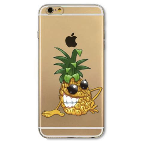 coque iphone 6 6s homme ananas 9 99