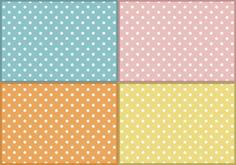 dot pattern colour baby polka dots patterns free vector 110551 welovesolo