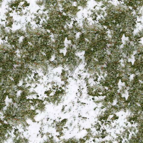 Oriental And Persian Rugs by Snow With Grass Texture Seamless 12793